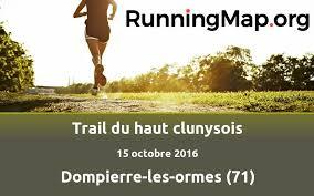 Trail du Haut Clunysois